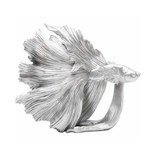 Image de Silver Betta Fish - Small