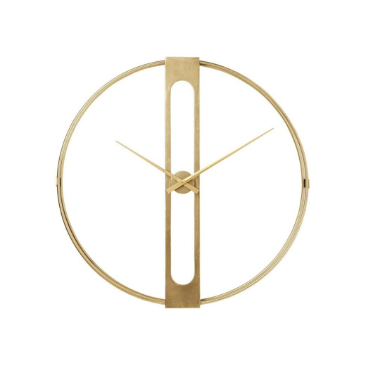 图片 Wall Clock Clip Gold