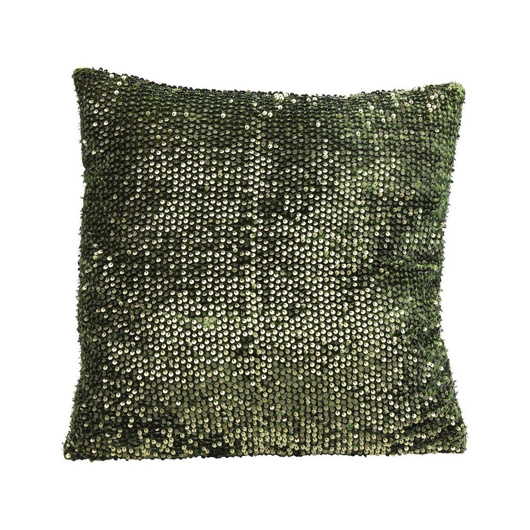 Picture of Paillette Green Cushion