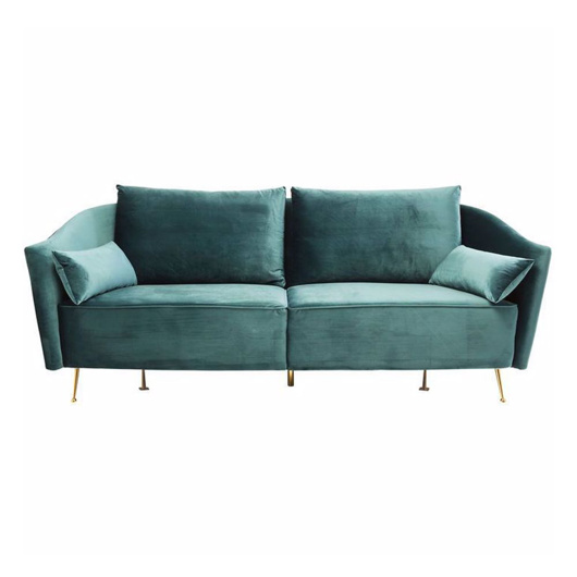 Picture of Vegas Forever 3-Seat Sofa - Bluegreen