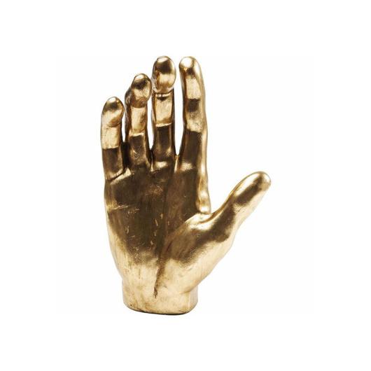 Image de Mano Deco Object - Gold