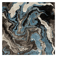 Image sur FLAMINGO Rug Blue - Large