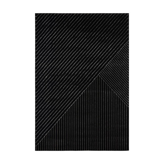 Picture of VENICE Rug Black - Large