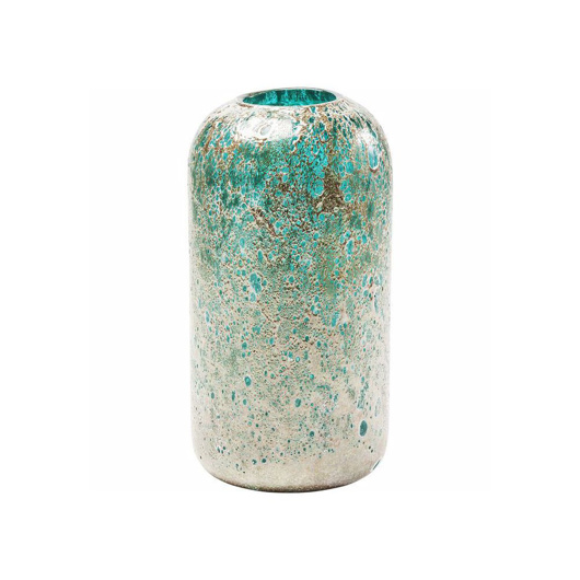 Picture of Moonscape 31 Vase - Turquoise